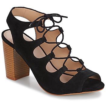 Shoes Women Sandals André LAETITIA Black