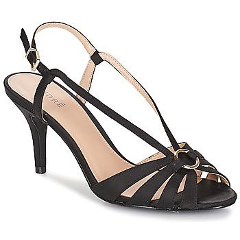 Shoes Women Sandals André MIRABELLE Black