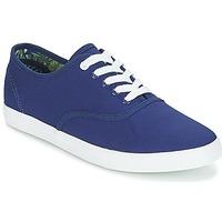 Shoes Men Low top trainers André UNI Blue