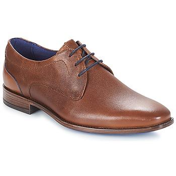 Shoes Men Derby Shoes André JACKY Camel
