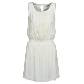 Clothing Women Short Dresses Best Mountain ROBALA White
