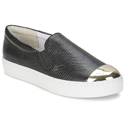 Shoes Women Slip-ons Senso ABBEY Ebony