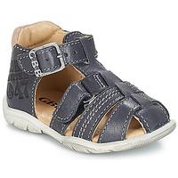 Shoes Boy Sandals GBB PRIGENT Vte / Marine