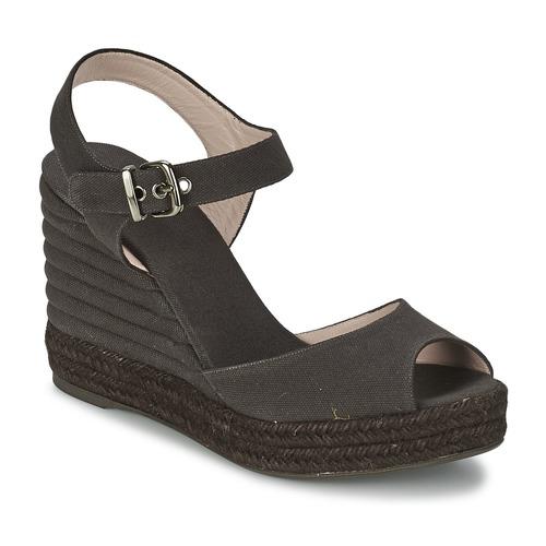 Shoes Women Sandals Castaner SALEM Brown