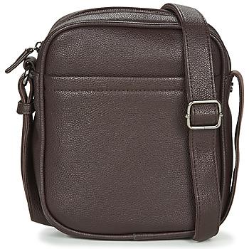 Bags Men Messenger bags André BENTO Brown