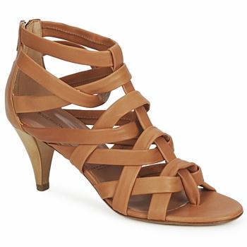 Shoes Women Sandals Sigerson Morrison CARNICIA Tan