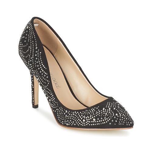 Shoes Women Heels Moony Mood SARATI Black