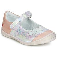 Shoes Girl Flat shoes GBB SACHIKO Pink