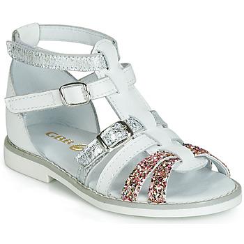 Shoes Girl Sandals GBB MONELA White