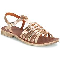 Shoes Girl Sandals GBB BANGKOK Pink / Gold
