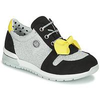 Shoes Girl Low top trainers Catimini BANJO Grey