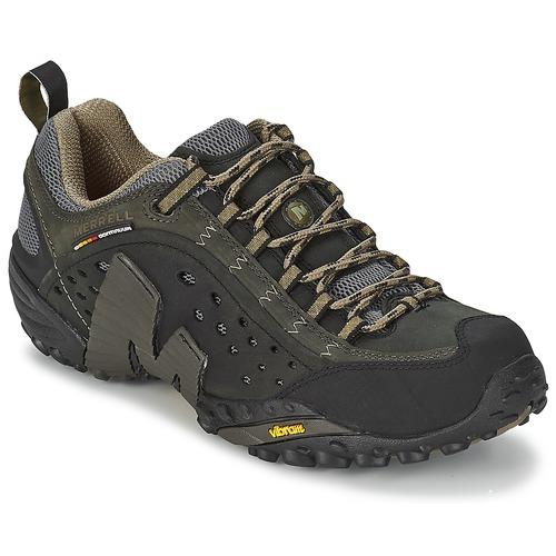 Shoes Men Walking shoes Merrell INTERCEPT Black