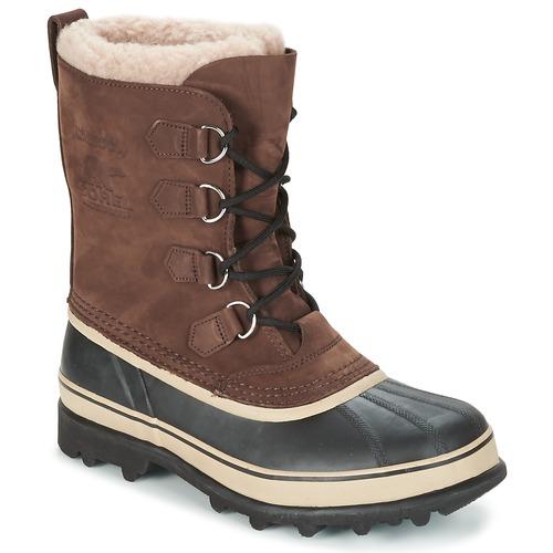 Shoes Men Snow boots Sorel CARIBOU Brown