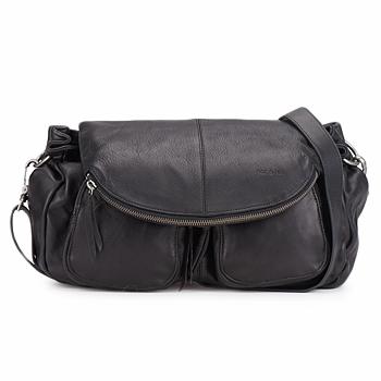 Bags Women Shoulder bags Nat et Nin LOLA Black