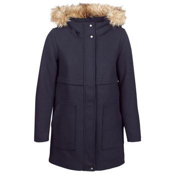 Clothing Women Coats Only ONLNOAH Marine