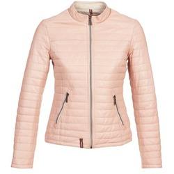 Clothing Women Leather jackets / Imitation leather Oakwood FUNKY Pink
