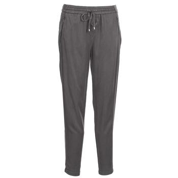 Clothing Women Wide leg / Harem trousers Esprit SIURO Grey