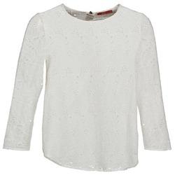 Clothing Women Long sleeved tee-shirts Esprit VASTAN White