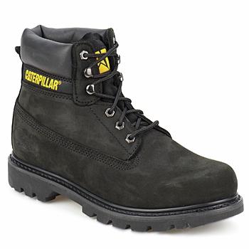 Shoes Men Mid boots Caterpillar COLORADO Black
