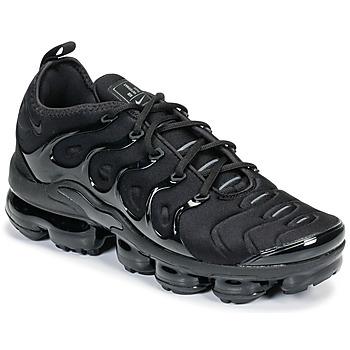 Shoes Men Low top trainers Nike AIR VAPORMAX PLUS Black