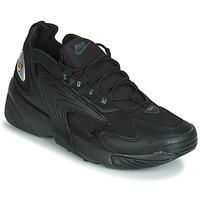 Shoes Men Low top trainers Nike ZOOM 2K Black